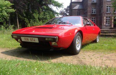 Prachtige Ferrari DINO 308 GT4 b.j.1975 uit Italie van 2e eigenaar