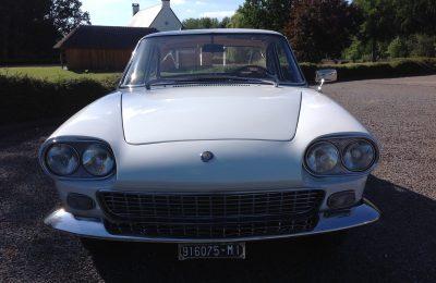 Unieke Siata 1500 TS Coupe 1964