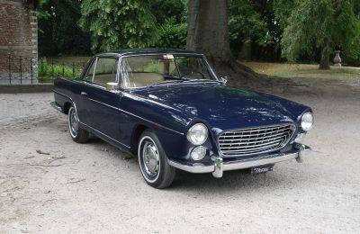 Fiat 2100 Coupe Lusso Viotti 1962
